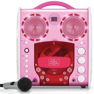 Singing Machine SML-383P Review
