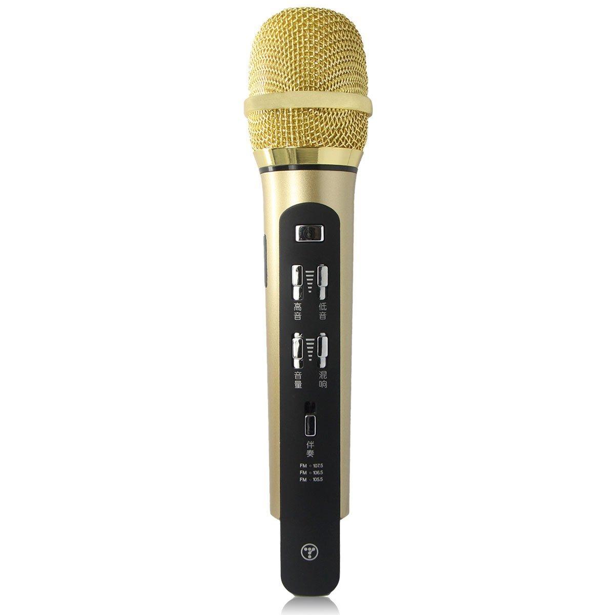 Tuxun K9 Microphone