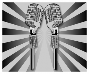 microphones for your karaoke party