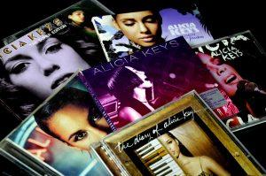 Alicia Keys karaoke songs