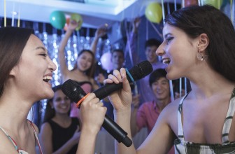 9 Things Needed For A Home Karaoke Party